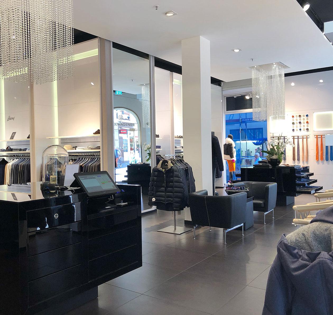 Luxury Store für Herren