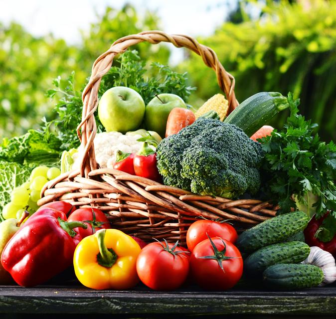 Wir liefern frisches Obst & Gemüse