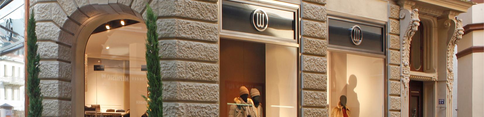 MODEWAGENER - Luxury Store