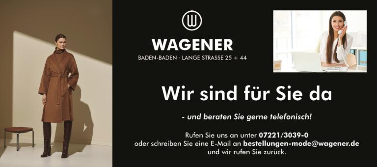 thumbnail of Wagener Anzeige – Wir sind für Sie da